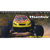 HSP(HISPEED) Hunter 1/16th scale EP off-road truggy [94183]