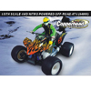 HSP(HISPEED) Copperhead 1/8th Scale nitro gas powered monster ATV