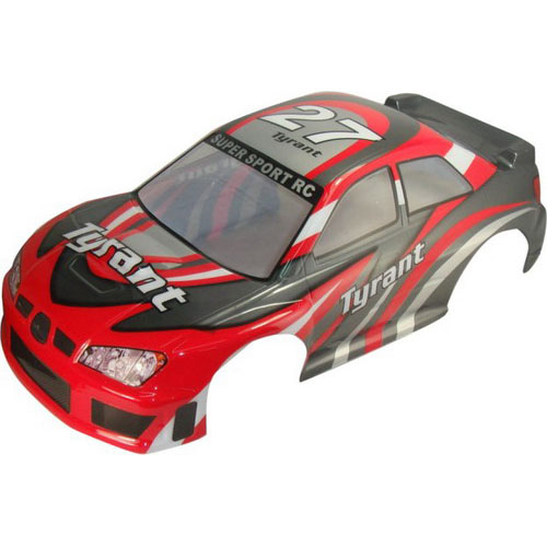 1/8 On-road Car Body-66*36cm