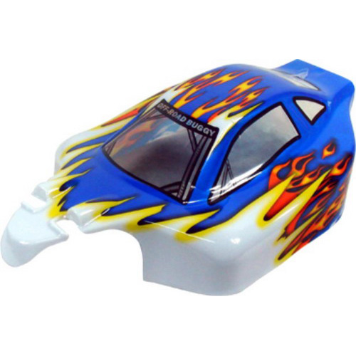 1/8 Off-road Buggy Body-27.5*22.5cm [81348]