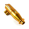 1/10 Golden Aluminum Adjustable Pipe - Type B [51911A]