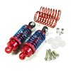 Red Aluminum Shock Absorbers 2PCS(55mm)
