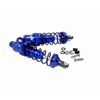 JATO Blue Aluminum Rear Shock Absorbers 2PCS