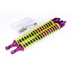 Savage Purple Aluminum Shock Absorbers 2PCS