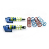 Navy Aluminum Shocks w/  Piggyback 75mm 2PCS