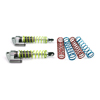 Titanium Aluminum Shocks w/  Piggyback85mm 2PCS