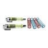 Titanium Aluminum Shocks w/  Piggyback85mm 2PCS