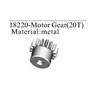 Motor Gear(20T)