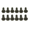 Countersunk Mechnical Screw(4*12) 12PCS [50084]