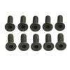 Countersunk Mechnical Screw(5*15) 12PCS [50089]
