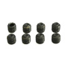 Hex Head Grub Screw(6*6) 8PCS [50107]