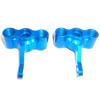 Blue Aluminum Steering Knuckles