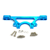 Blue Aluminum Rear Shock Tower
