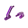 Savage Purple Aluminum Fuel Tank Mount