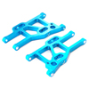 Mini Inferno Blue Aluminum Front Lower Arms