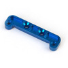 MP7.5 Blue Aluminum Lower Arms Lock Plate for Front Gear Box