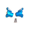 DF-03 Blue Aluminum Front Steering Knuckle