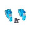 DF-03 Blue Aluminum Rear Steering Knuckle