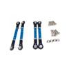 DF-03 Blue Aluminum Front/Rear Upper Arm
