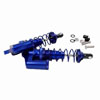 JATO Blue Aluminum Front Shocks w/ Piggyback 2PCS