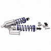 JATO Silver Aluminum Rear Shocks w/ Piggyback 2PCS