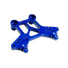 JATO Blue Aluminum Rear Shock Tower