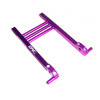 Purple Aluminum Stick Transmitter Strut