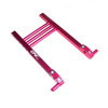 Red Aluminum Stick Transmitter Strut