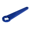 Blue Aluminum Flywheel Wrench