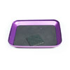Purple Aluminum Magnetic Tray