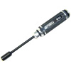 Socket Driver - Black, 8.0*100mm