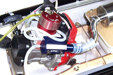 Rc boat for Gas rc boat motors