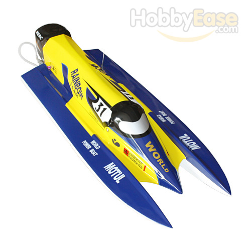 F1 Power Boat Electric RC Boat