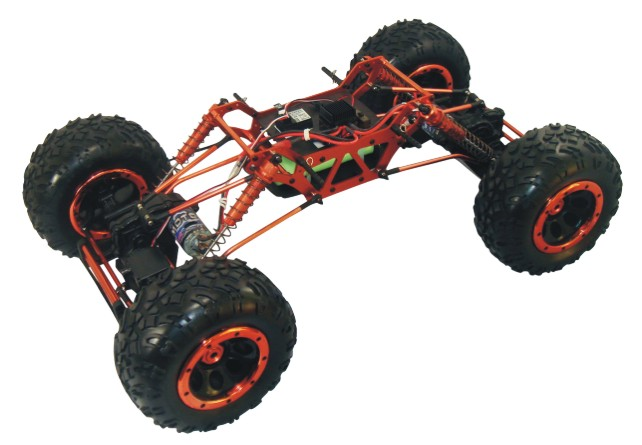 HiSpeed 1/8 Electric Off-road Climbing Hammer